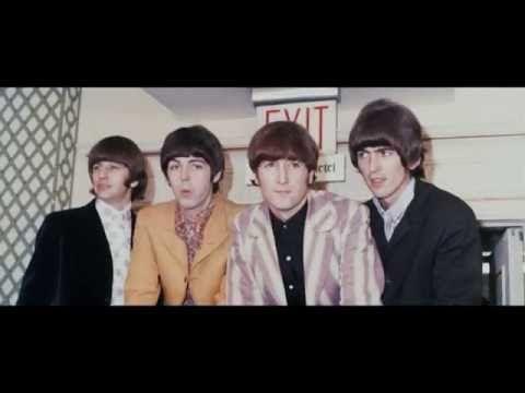 The Beatles: Eight Days a Week – The Touring Years -traileri (Ensi-ilta ...