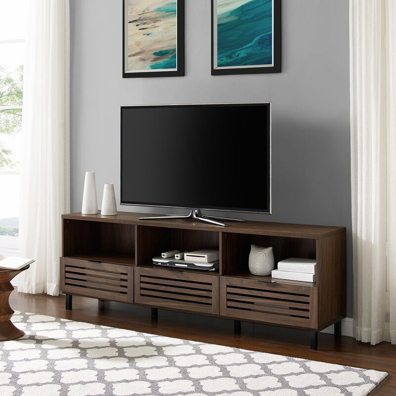 Allmodern Nena Tv Stand For Tvs Up To 78 Reviews Wayfair In 2020 Furniture Modern Furniture Living Room Tv Stand