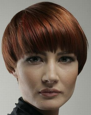 Fryzura Grzybek Szukaj W Google Fryzury Hair Short Hair