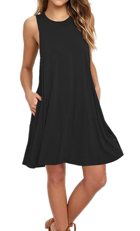 dresses with pockets amazon