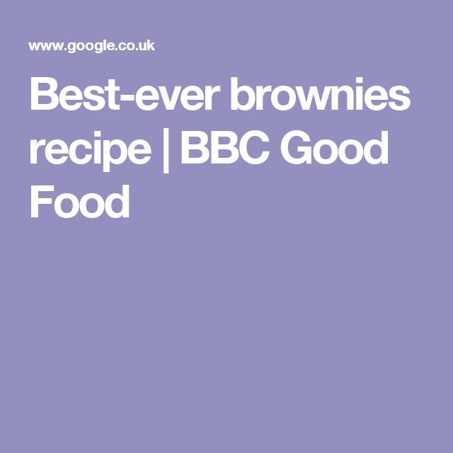 Best ever brownies recipe bbc good food recipe book best ever brownies recipe bbc good food forumfinder Choice Image