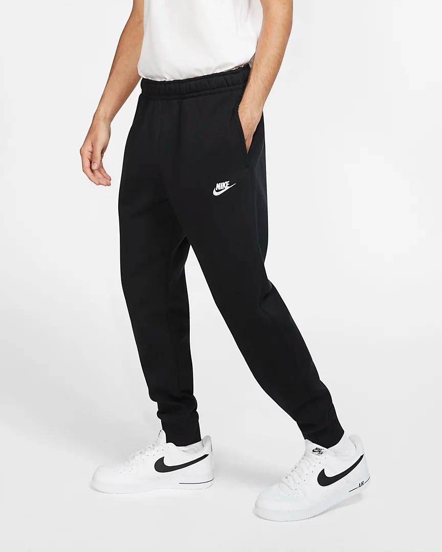 Nike Sportswear Club Fleece Joggers. Nike.com   Fashion ...