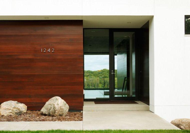 Aménager une entrée de maison moderne House