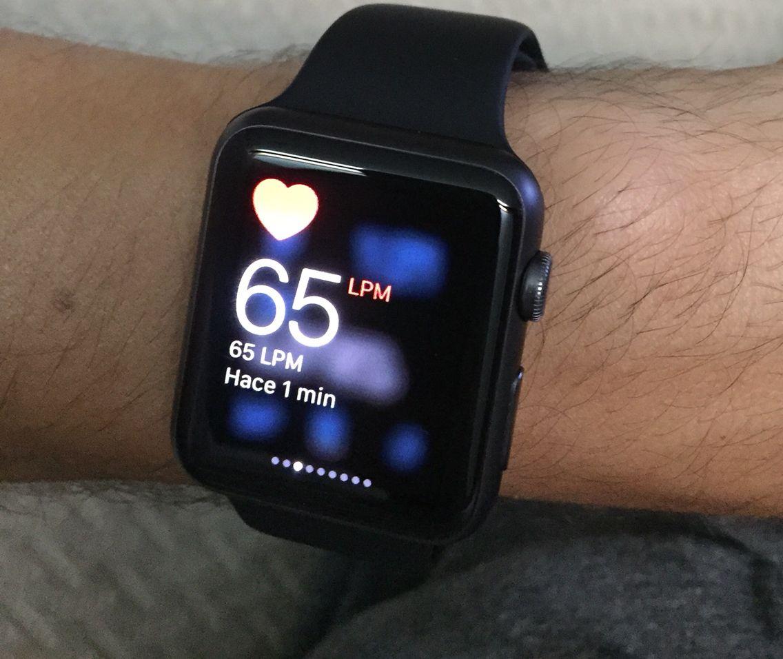AppleWatch and my heart! Tecnology Tecnologia