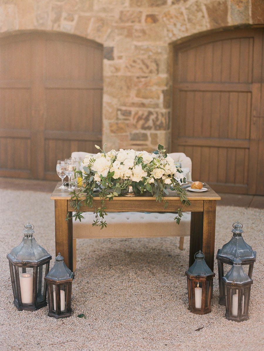 Romantic Private Estate Napa Wedding | Napa wedding ...