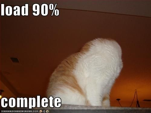 33+ Cat loading info