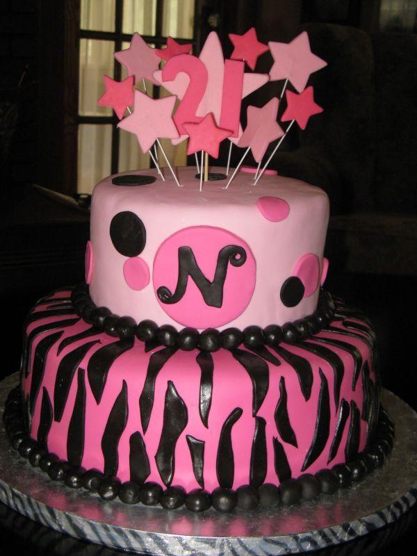 18birthdayideasforgirls 21st Birthday Cakes Ideas Birthday