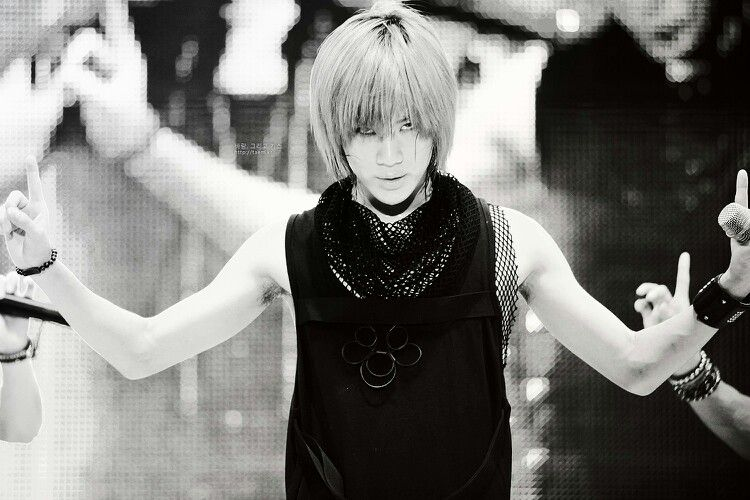 Your whisper is my Lucifer. Taemin