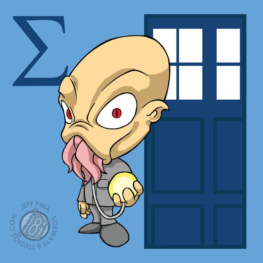 doctor who deviantart   Doctor Who: Chibi Ood by ...