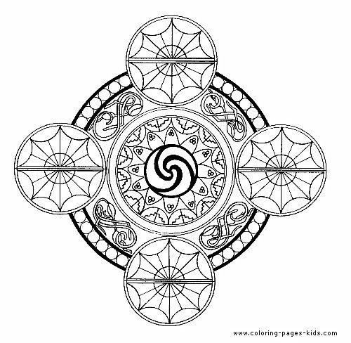 Mandala 334 | мандалы | Pinterest | Mandalas