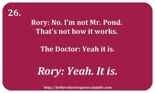 Rory (Pond) Williams