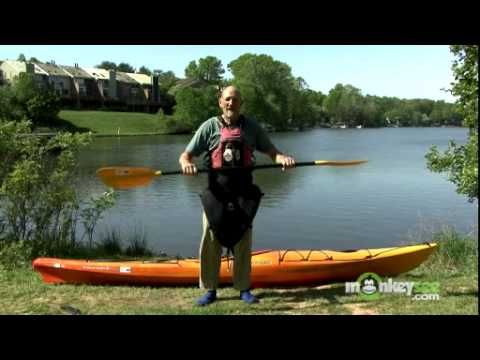 Kayak How To Hold A Paddle Kayaking Kayak Fishing Kayak For Beginners