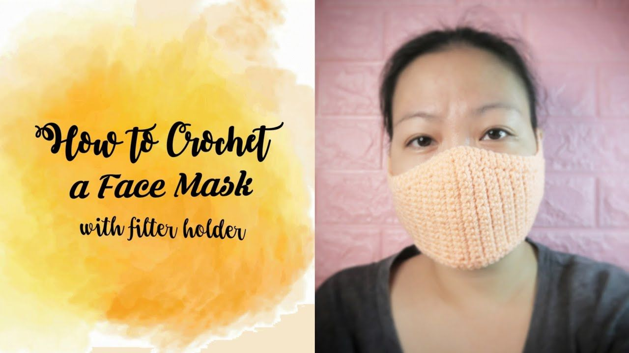 Photo of How to Crochet Face Mask #2