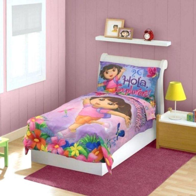 dora the explorer kids bedroom decoration 2 dora the explorer rh pinterest com
