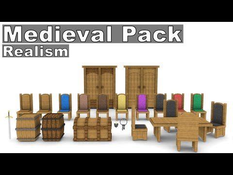 Cinema 4d minecraft pack google search edeyn 3d - Minecraft dekoration ...