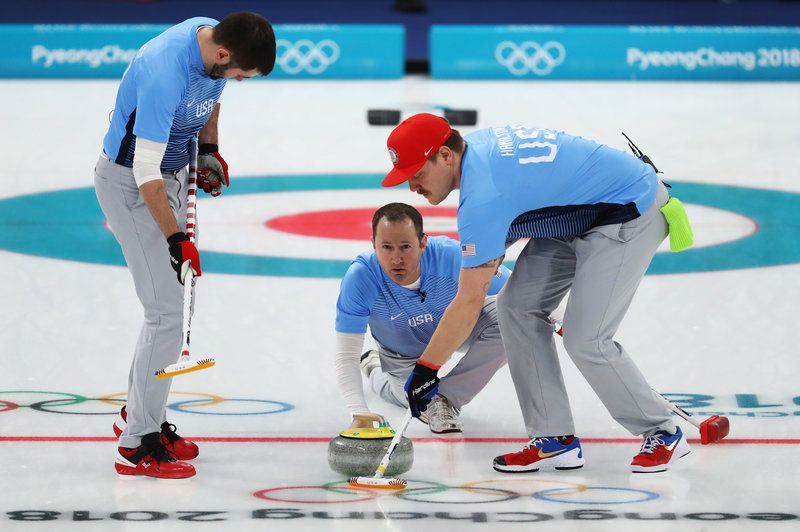 Sweet Redemption As Men's Curling Team Brings Olympic Gold
