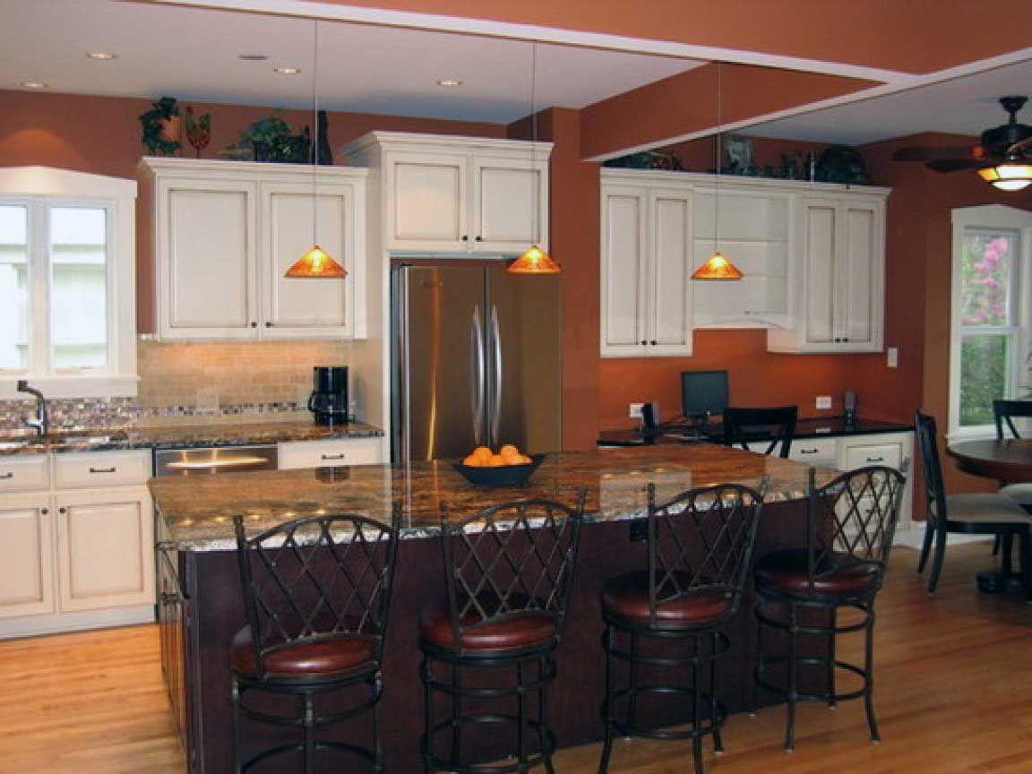 28 Beautiful Breakfast Bar Ideas For Small Kitchens Ideas Country Kitchen Cabinets Small Kitchen Decor Cabinet Furniture