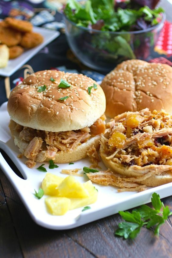 Try these fabulous, easy-to-make sandwiches for lunch or dinner! You'll enjoy Smoky Chicken Sandwiches with Chipotle Orange Pineapple Sauce