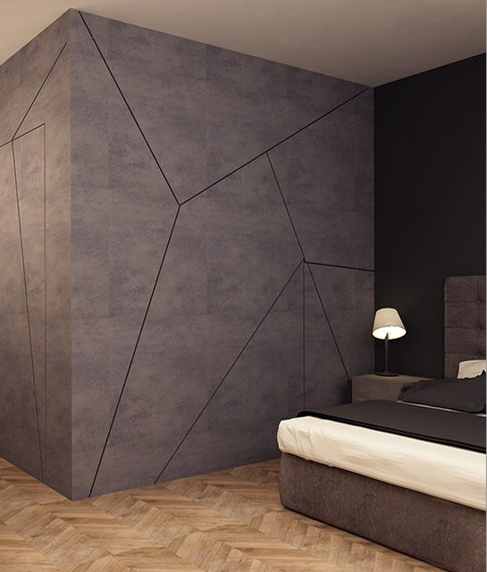 Interior Design   Bete Noir In Valletta, Malta Concrete Wall Panels,  Concrete Walls,