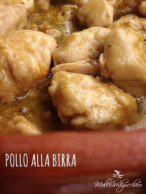 Photo of Beer chicken-Pollo alla birra  #Chicken a #beer – Sugar crum…