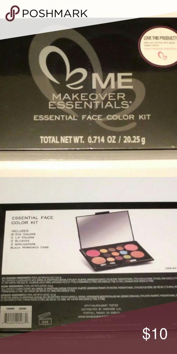 Makeover Essentials Makeup Reviews: Makeover Essentials Weekly Essentials 20 Piece Makeup Kit