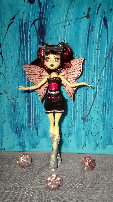 OOAK custom-made doll fashion...