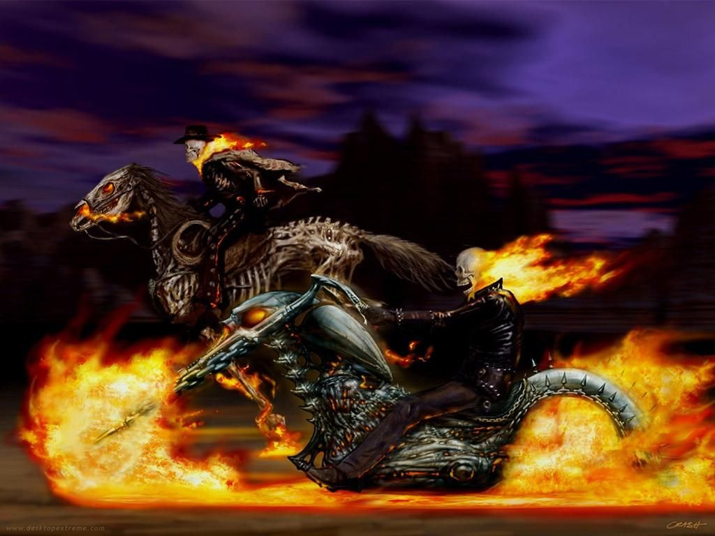 free hd wallpapers: ghost rider wallpapers collection 1024×768 ghost