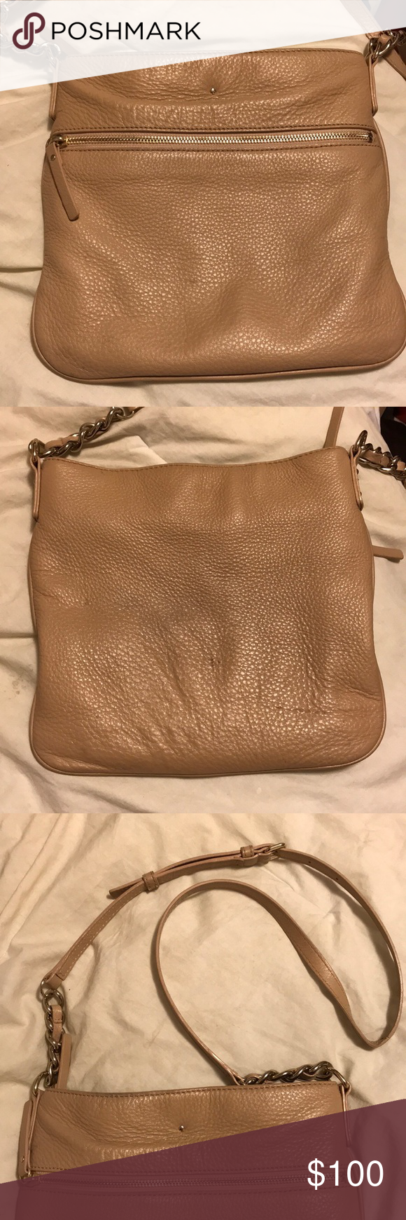 Kate Spade Cobble Hill Ellen Crossbody Affogatokate Bag