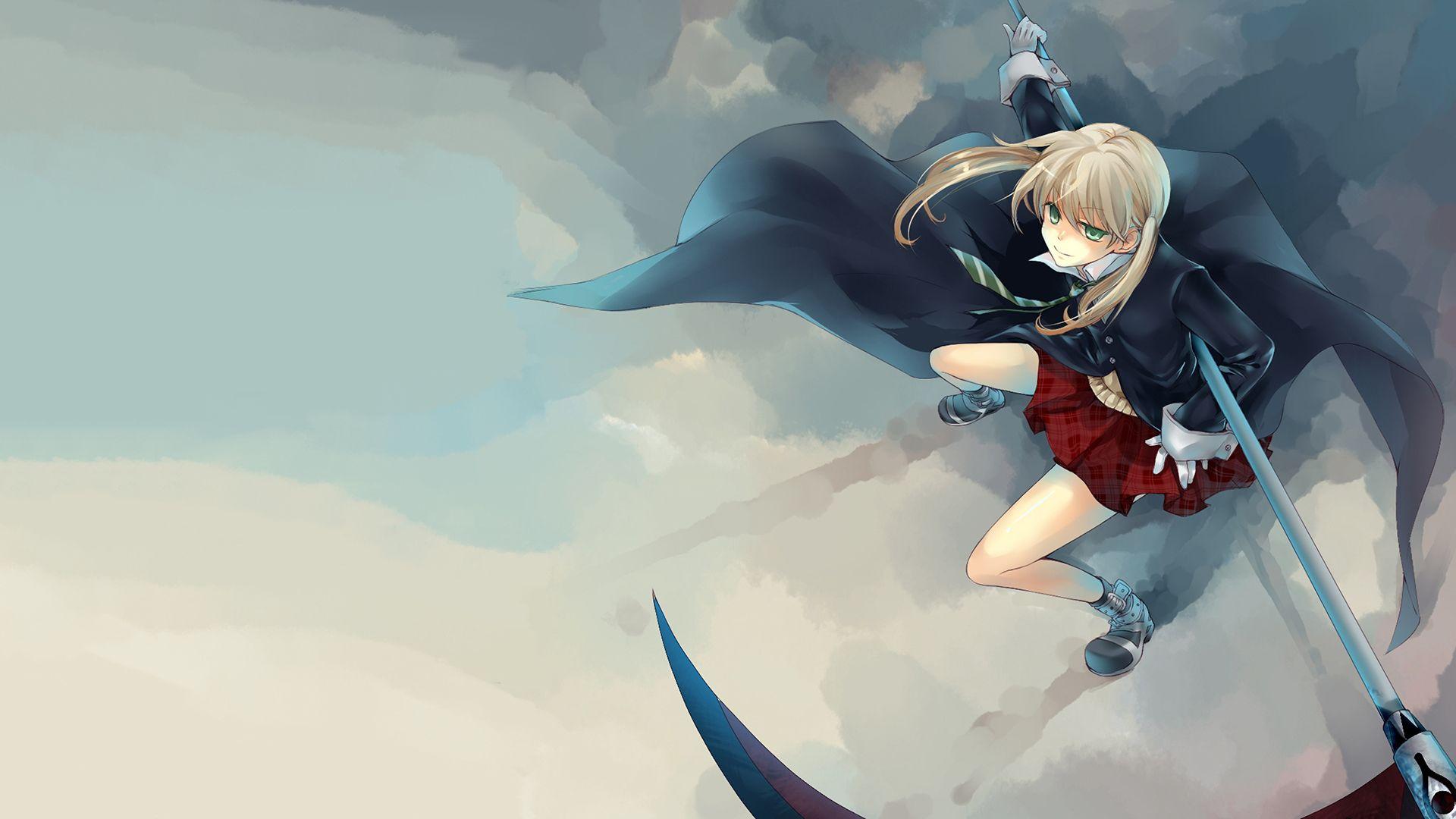 Anime Soul Eater Wallpaper
