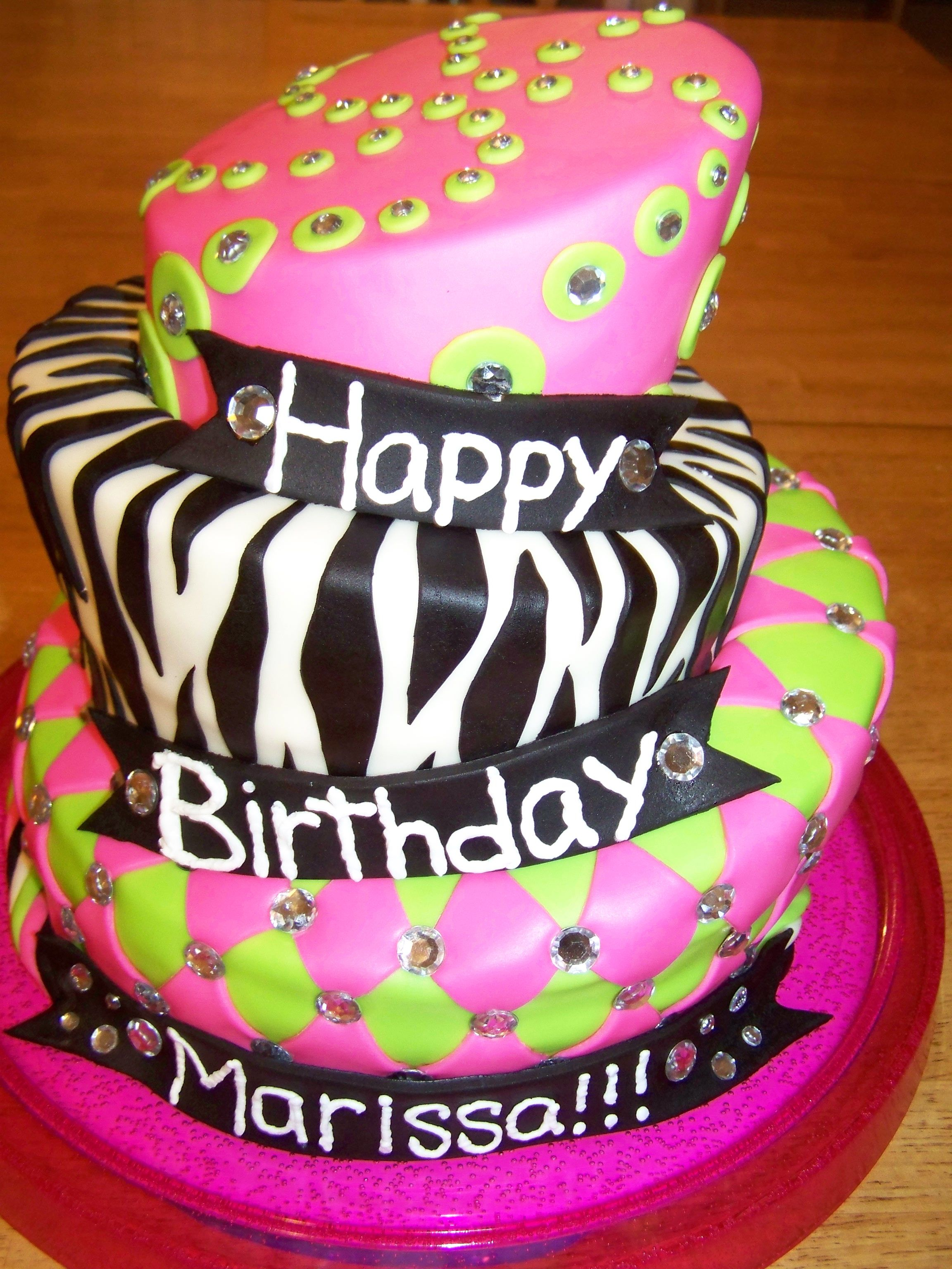 awesome teenager cakes