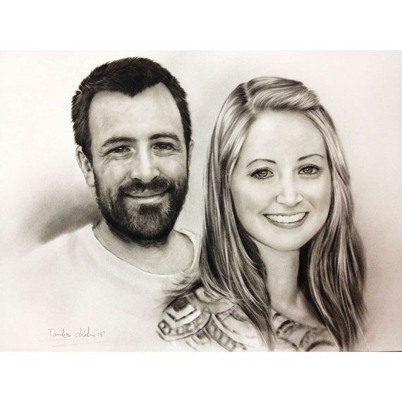 Let me draw your portrait / custom drawing / 15 X by theartalert