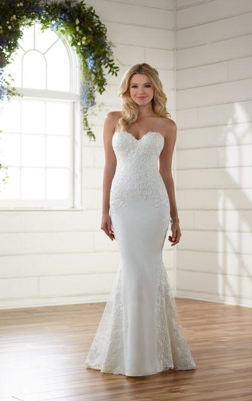Essense of Australia Wedding Dress D2203   #1 bridal gowns ...