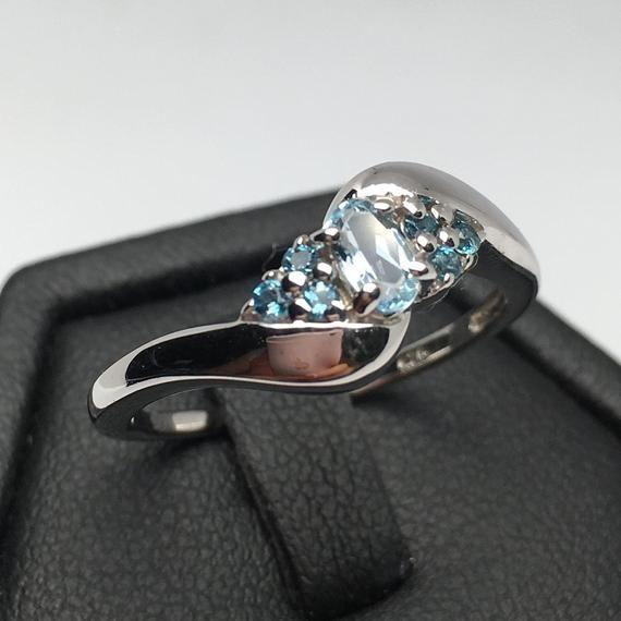 18+ Aquamarine and blue topaz jewelry ideas in 2021