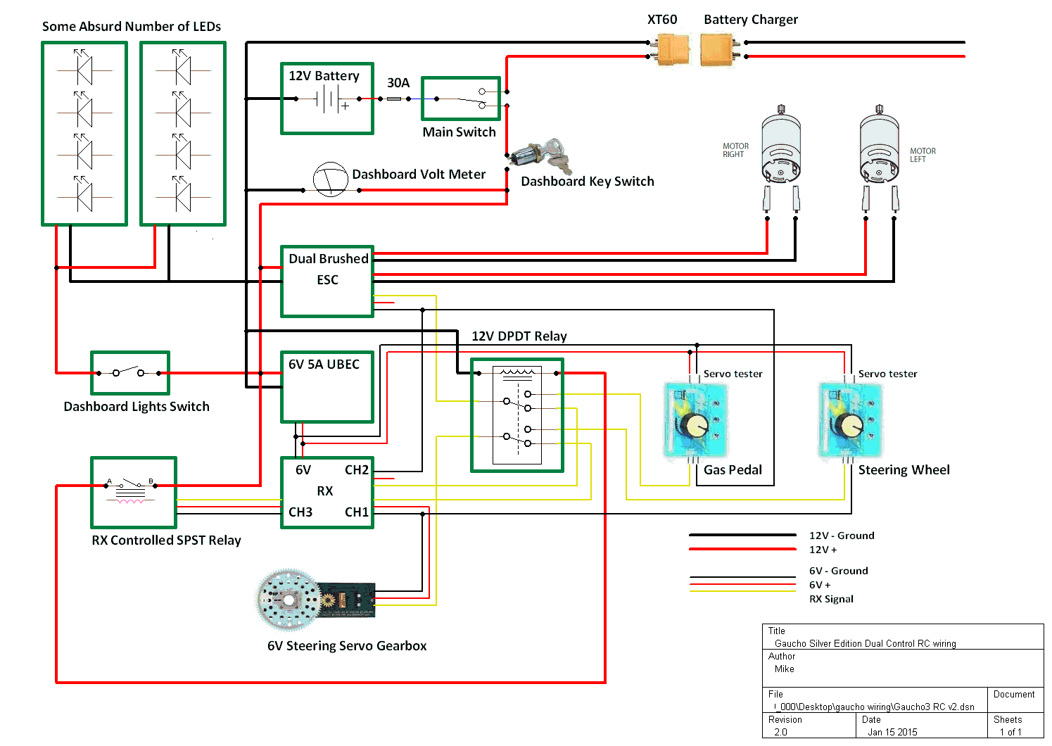 power wheels 6v wiring diagram square d motor starter and forum info on remote control manually