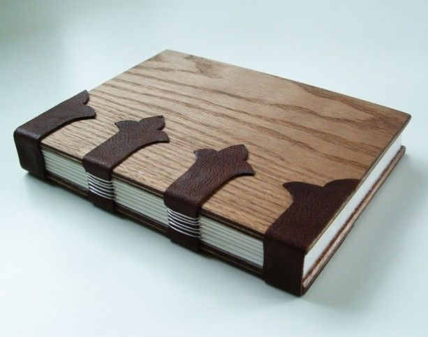 where can i get a book bound in leather
