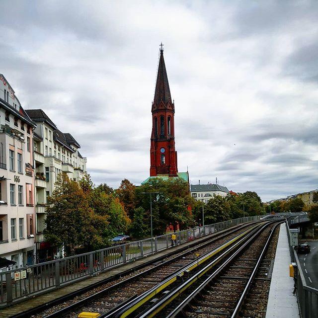 Emmaus Kirche Berlin Berlin Stadt Gorlitzer Bahnhof