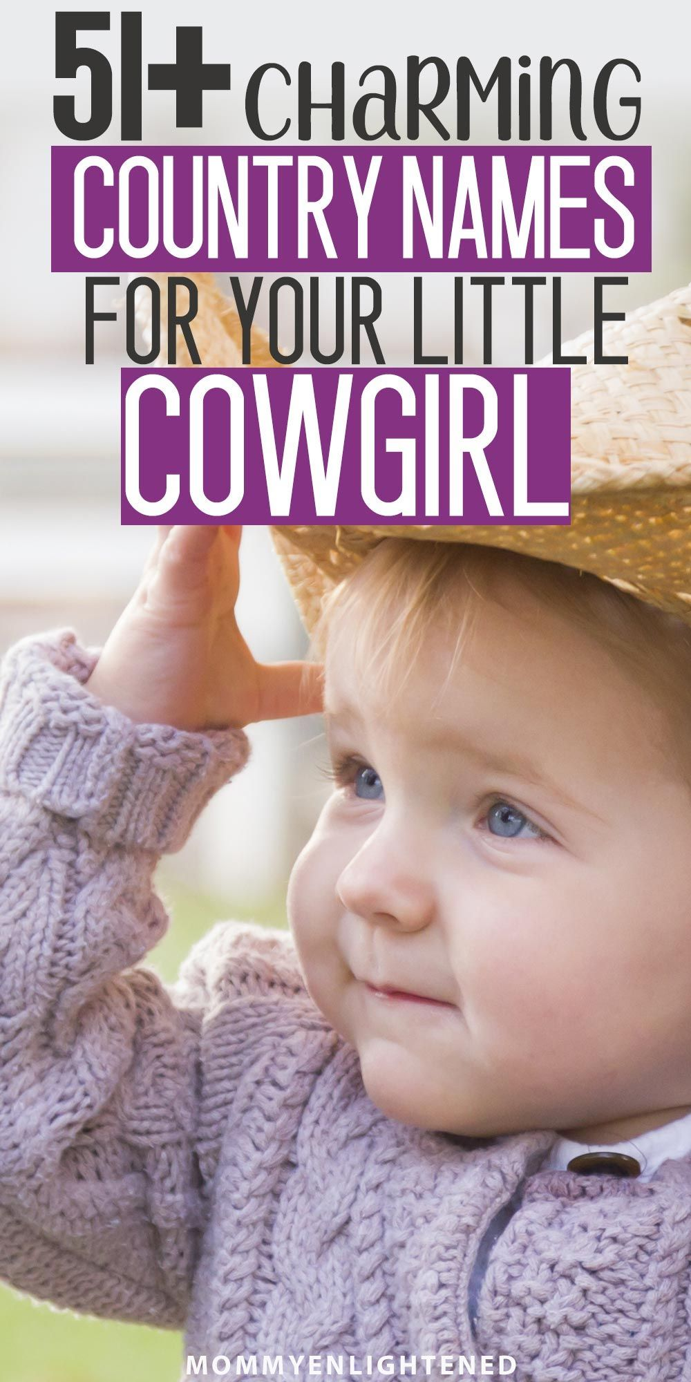 Country Girl Names (With images) Country girl names