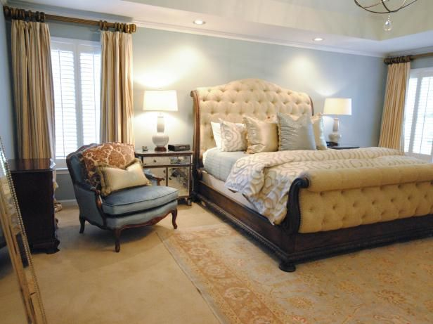 Home Yellow Master Bedroom Gray Master Bedroom Elegant Master Bedroom