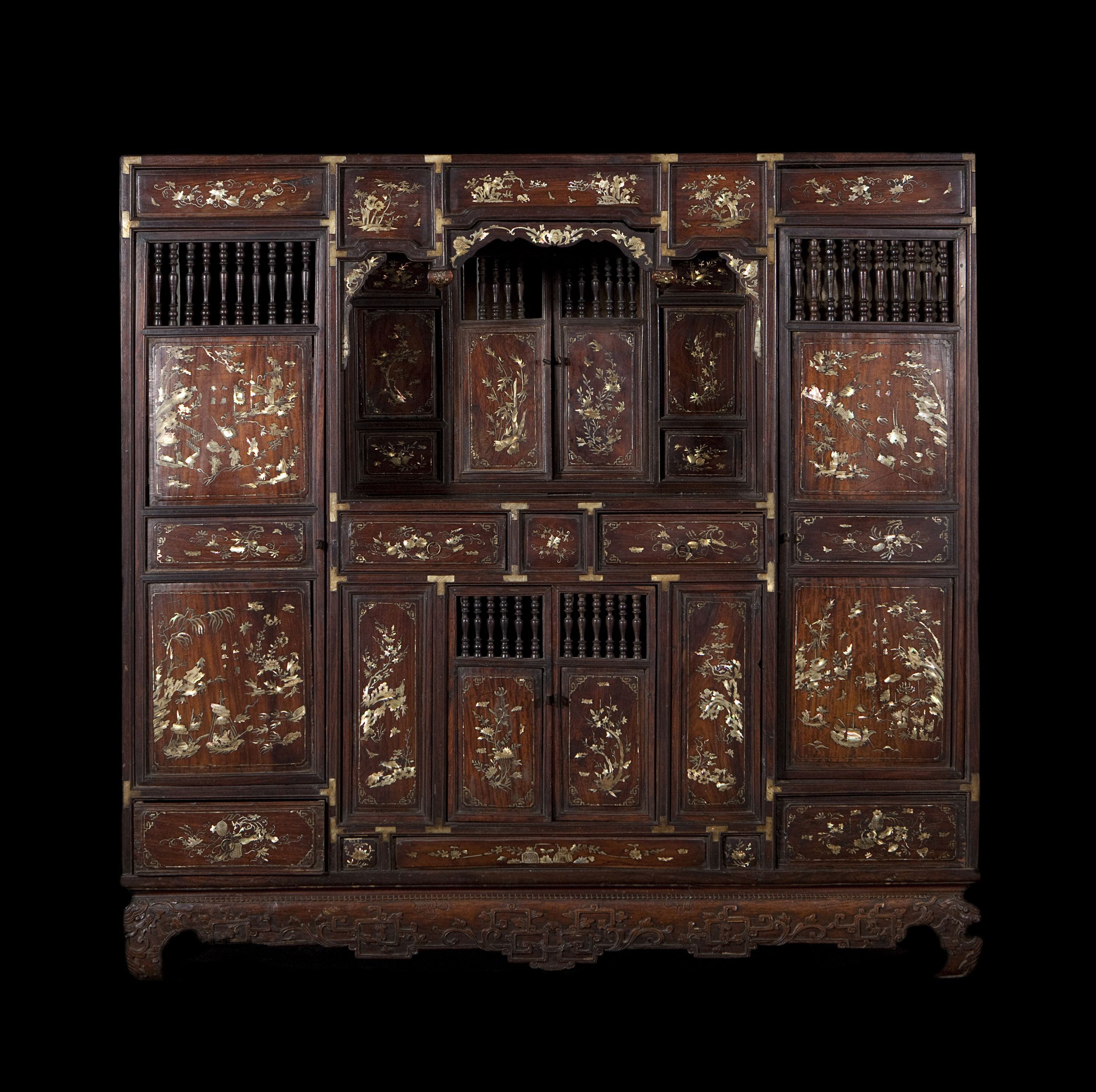 Cabinet Tonkin Nam Dinh Late 19th Century Other Contemporary Bedroom Design Small Bedroom Colours Small Bedroom