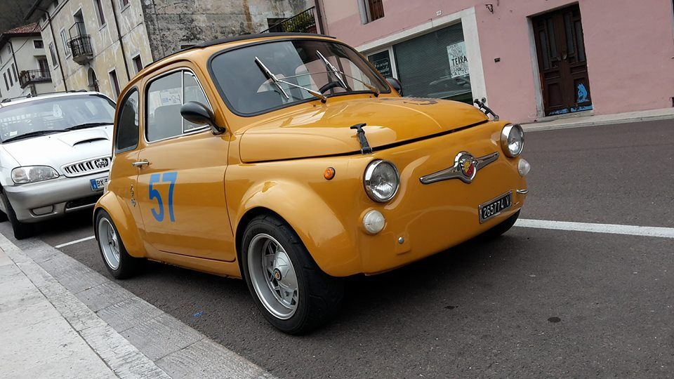 Pin On Classic Fiat 500
