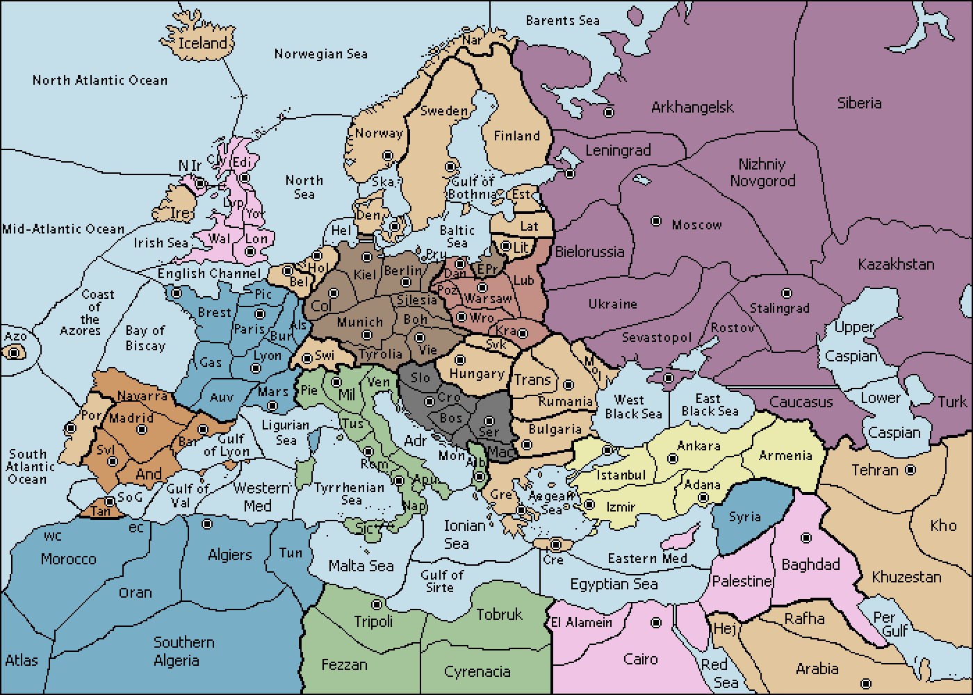Variants And 1939 Map Of Europe | Map | Map, Europe, Comics