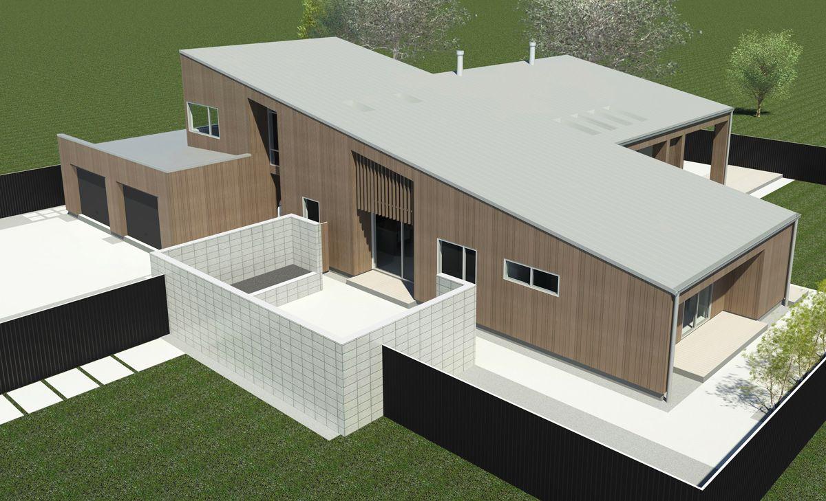 architectural design portfolio nz modern home design nz house