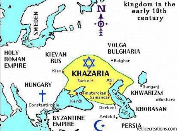 Image result for new khazaria