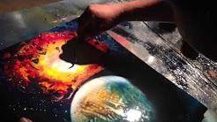 Pin by Jen Franklin on spray paint art   Spray paint art ...