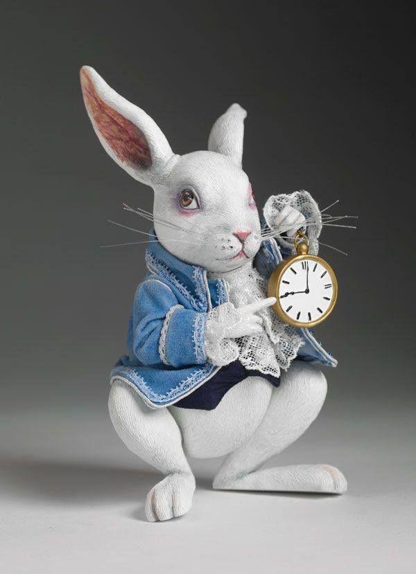 Timeline Photos Doll Shops United White Rabbit Alice In Wonderland Alice Rabbit Alice In Wonderland