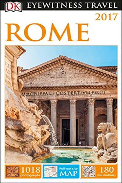 () DK Eyewitness Travel Guide Rome By