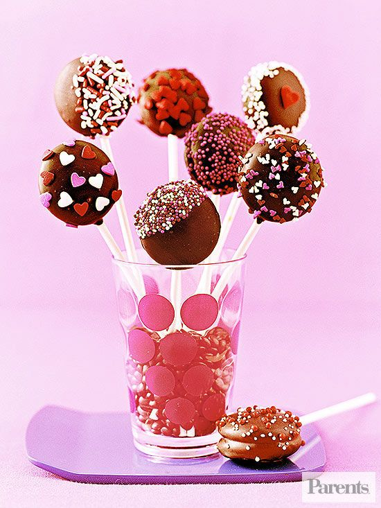 Delicious ways to show your children how much you love them this Valentine's Day.