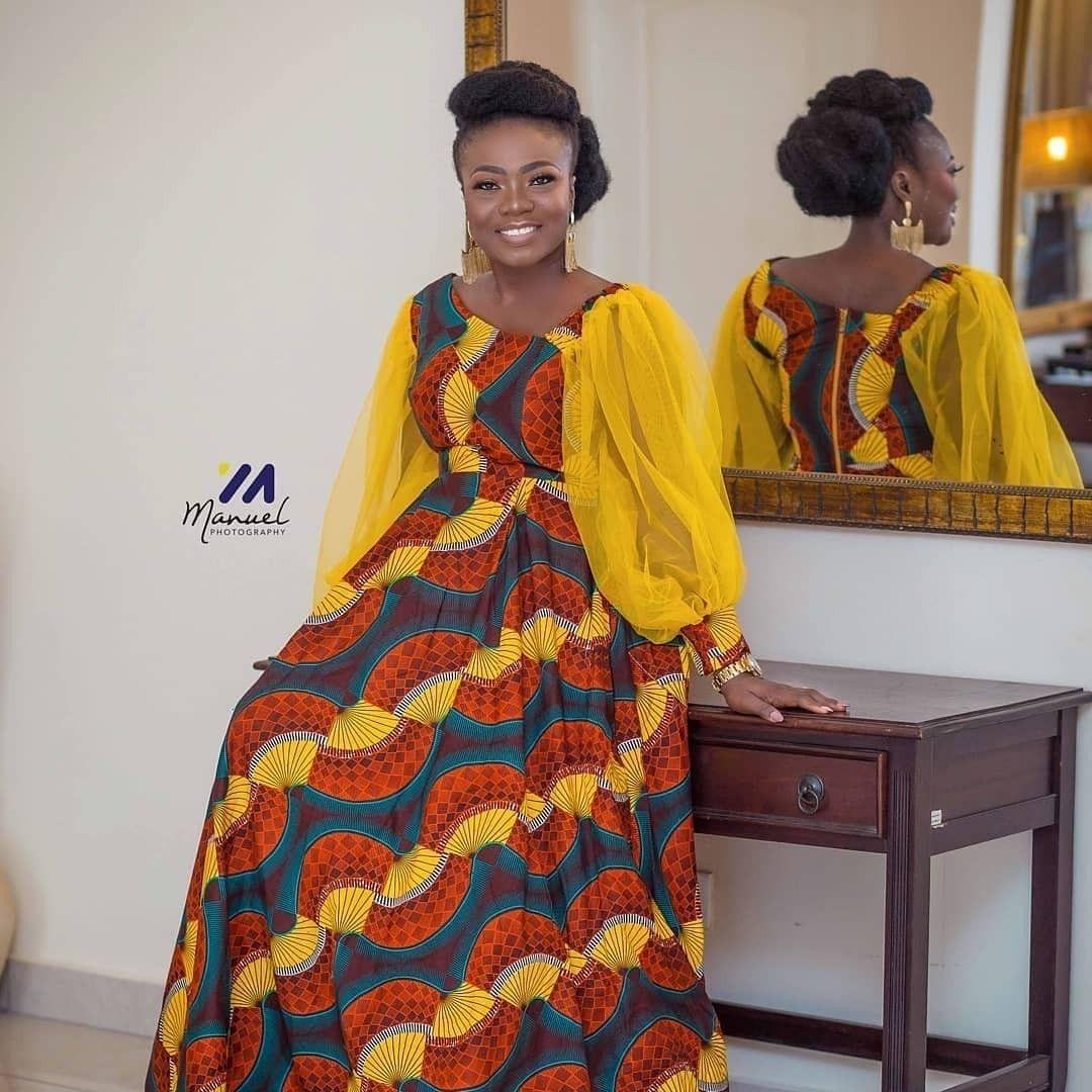 14+ Modern african dress ideas