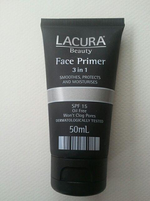 Review Lacura Face Primer 3 In 1 Face Primer Lacura Primer