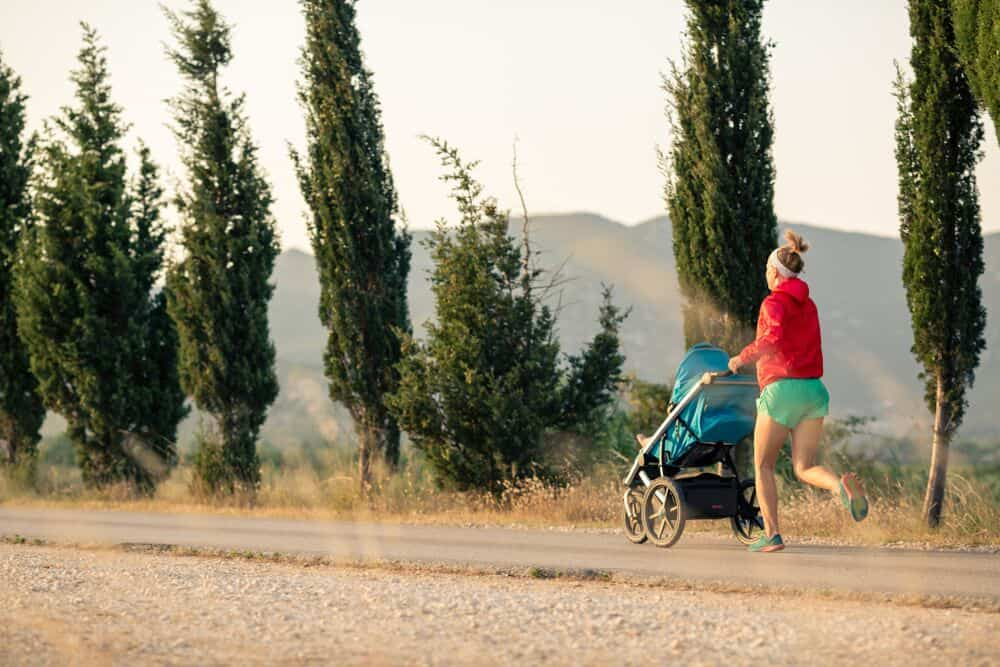 BOB vs Joovy Strollers For The Active Parent and Baby in